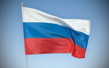 синий, красный, белый, россия, флаг, триколор, россии