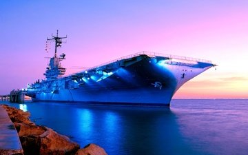 the carrier, american, (cv-16), uss lexington