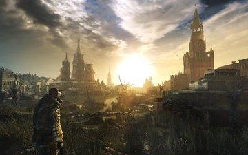metro, apocalypse, last light