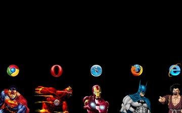 opera, firefox, chrome, browsers, safari