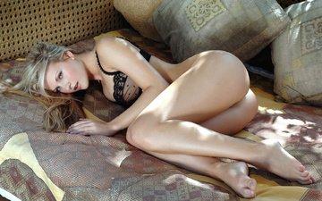 девушка, блондинка, попа, грудь, женщина, секси, boobs, синицы, сексапильная