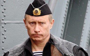 putin, vladimir, military uniform