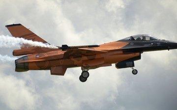 fighter, fighting falcon, f-16