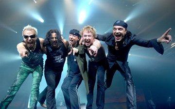 группа, рок, скорпионы, matthias jabs, klaus meine, james kottak, rudolf schenker, наскальные