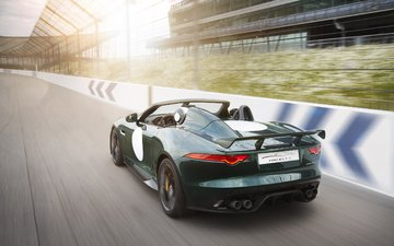 car, sports car, f-type, project, jaguar