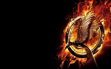 fire, emblem, the hunger games catching fire, the hunger games. catching fire, the hunger games 2, katniss everdeen, mockingjay