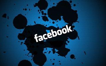 логотип, facebook, социальная сеть