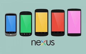 android, hi-tech, htc nexus one, samsung nexus s, samsung galaxy nexus, lg nexus 4, lg nexus 5, google smartphone, minimalistic