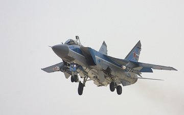 fighter, the mig-31