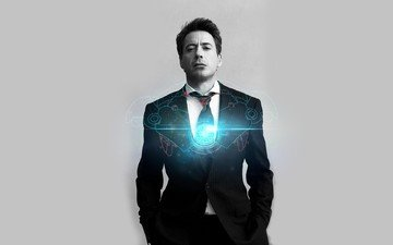 pose, look, costume, iron man, robert downey jr.