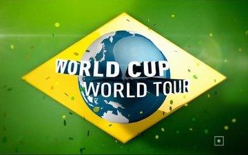 флаг бразилии к чемпионату мира по футболу 20