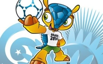 the world, championship, football, talisman, in brazil 2014