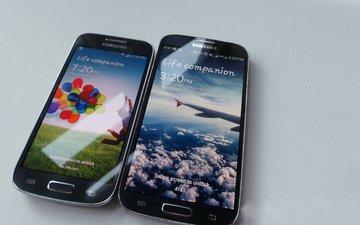 samsung galaxy s4 и samsung galaxy s4 mini
