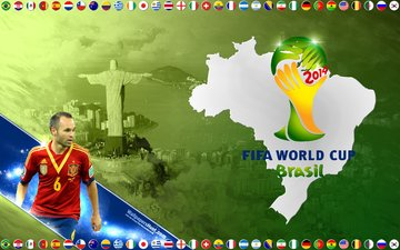 the world cup 2014