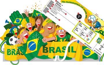 билет на игру на чемпионате мира по футболу в