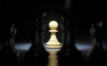 chess, board, sport, pawn, one