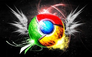 wings, browser, google chrome