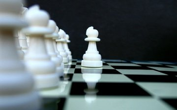 chess, pawn, board.