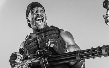 the expendables 3, terry crews