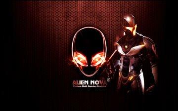 alien nova wall