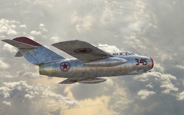 fighter, bbc, soviet, the mig-15, north korea, the dprk
