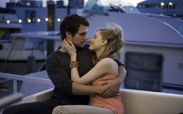 love, henry cavill, evan rachel wood, come what may
