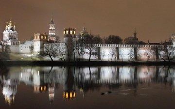 монастырь, новодевичий