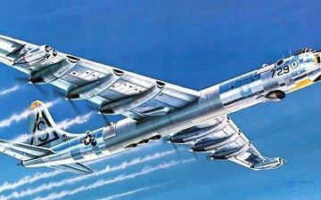 convair b-36, конвэр б-36