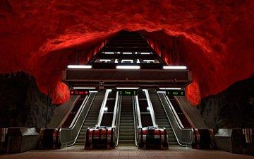 швеция, стокгольм, швеции, стокгольмский метрополитен, stockholms tunnelbana