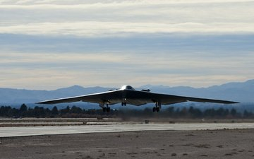 northrop, b-2 spirit, strategic