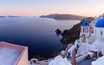 греция, санторини, ойя