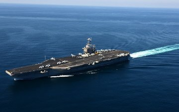 weapons, ship, the carrier, uss john c. stennis, aircraft carrier