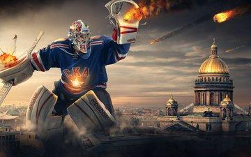 хоккей, хоккеист, ска, reebok