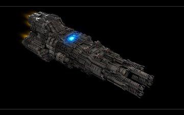 space, ship, cosmos (ship, space)