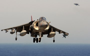 usa., harrier, av 8b