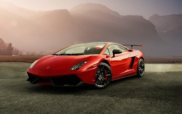wheel, red, spoiler, drives, lamborghini, sports car, supercar, lamborghini aventador, aventador.