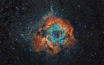 stars, galaxy, nebula