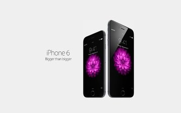 bigger, its better, iphone6, iphone 6 plus, isnt simply, эппл