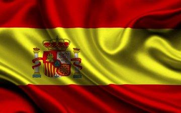 флаг, испания, испании