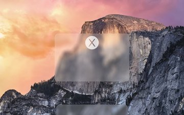the welcome screens; os x yosemite
