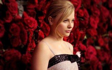 розы, актриса, хлоя грейс морец, aктриса