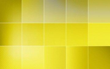 линии, желтые квадраты