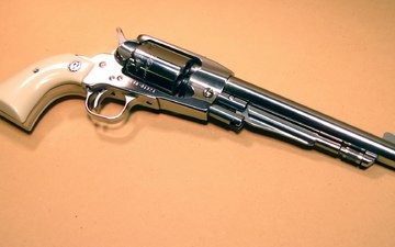 weapons, revolver, ruger old army