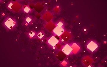 light, wallpaper, design, cube, square, structure