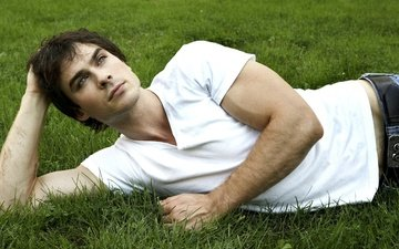 actor, ian somerhalder