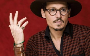 johnny depp, tattoo, actors, fashion, johnny, depp