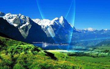обои для виндовс 7 с красивым природным пейза