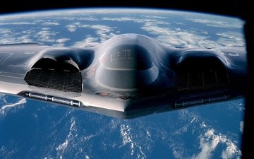 a spaceship from outer space