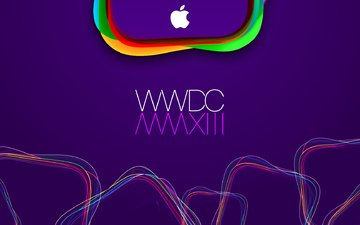 мак, лого, wwdc 2013, wwdc, эппл