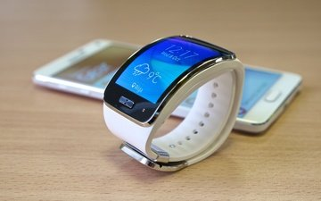 samsung, gear s, the watch phone, smartphone watch, samsung galaxy note 4
